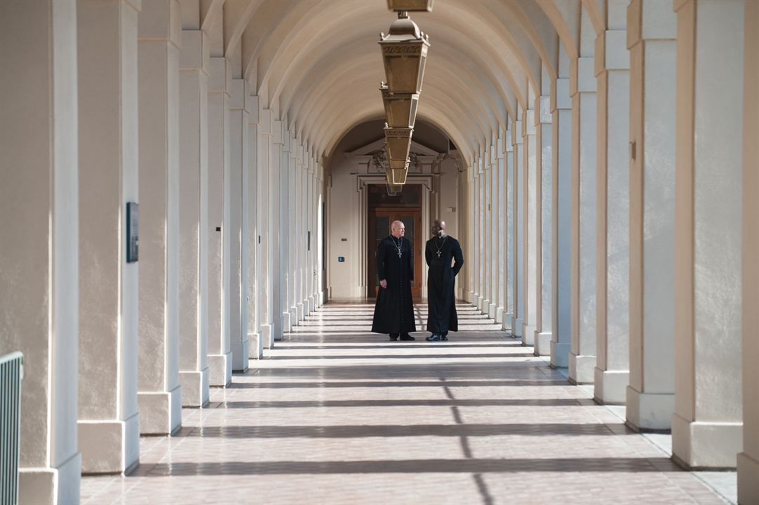 Exorcismo en el Vaticano : Foto Djimon Hounsou, Peter Andersson