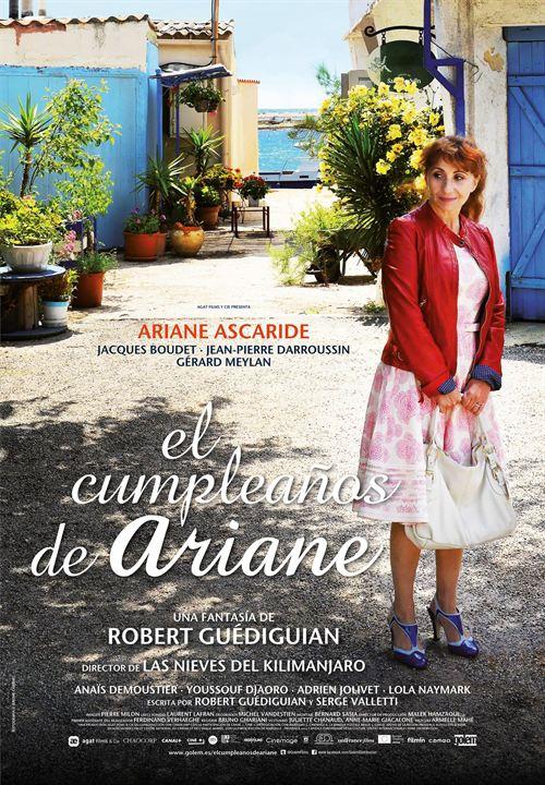 El cumpleaños de Ariane : Cartel