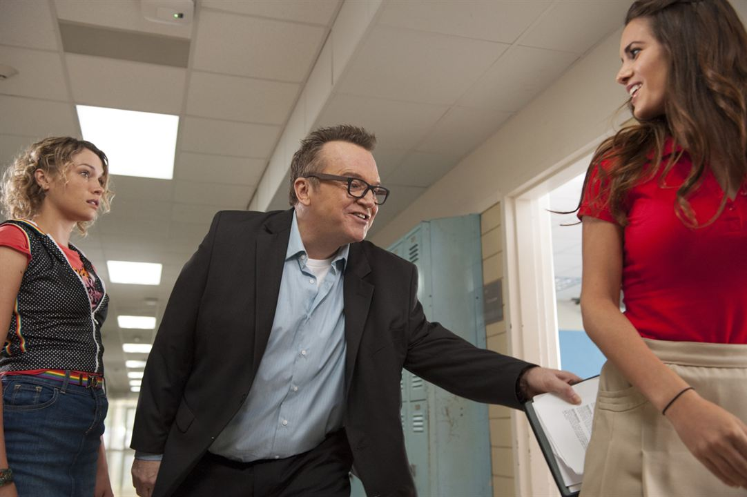 Foto Tom Arnold, Whitney Moore