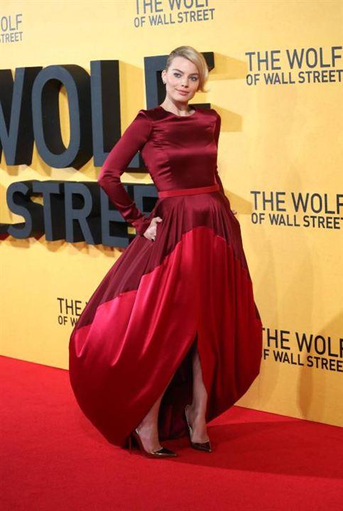 El lobo de Wall Street : Couverture magazine Margot Robbie