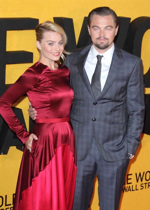 El lobo de Wall Street : Couverture magazine Leonardo DiCaprio, Margot Robbie
