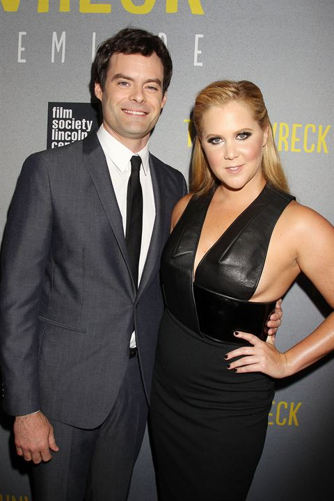 Y de repente tú : Couverture magazine Amy Schumer, Bill Hader