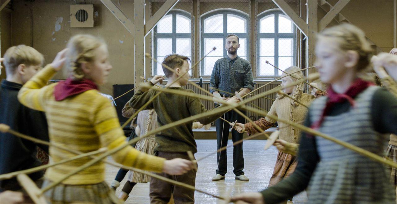 La clase de esgrima : Foto Märt Avandi