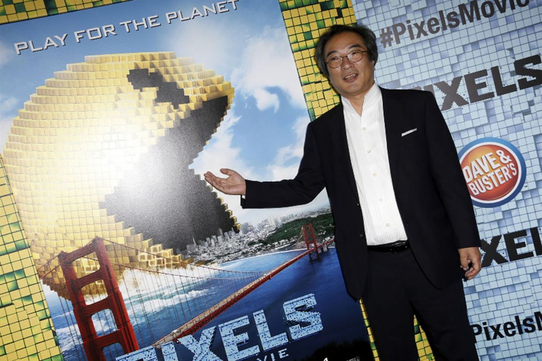 Pixels : Couverture magazine Denis Akiyama