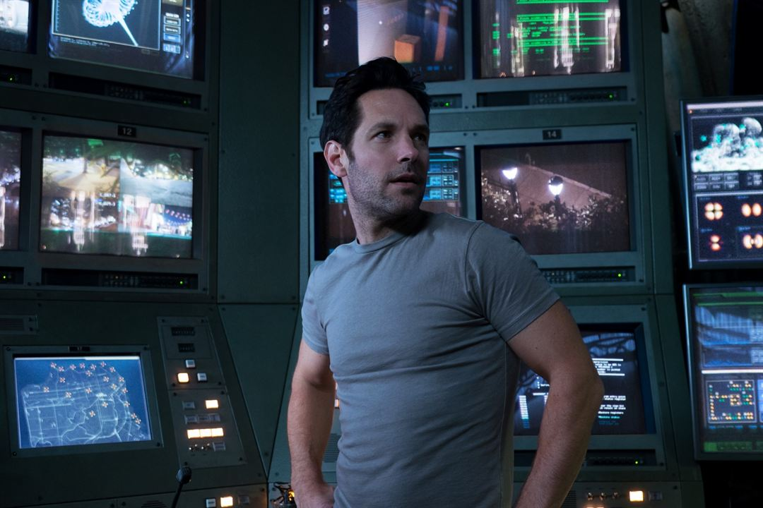 Ant-Man : Foto Paul Rudd