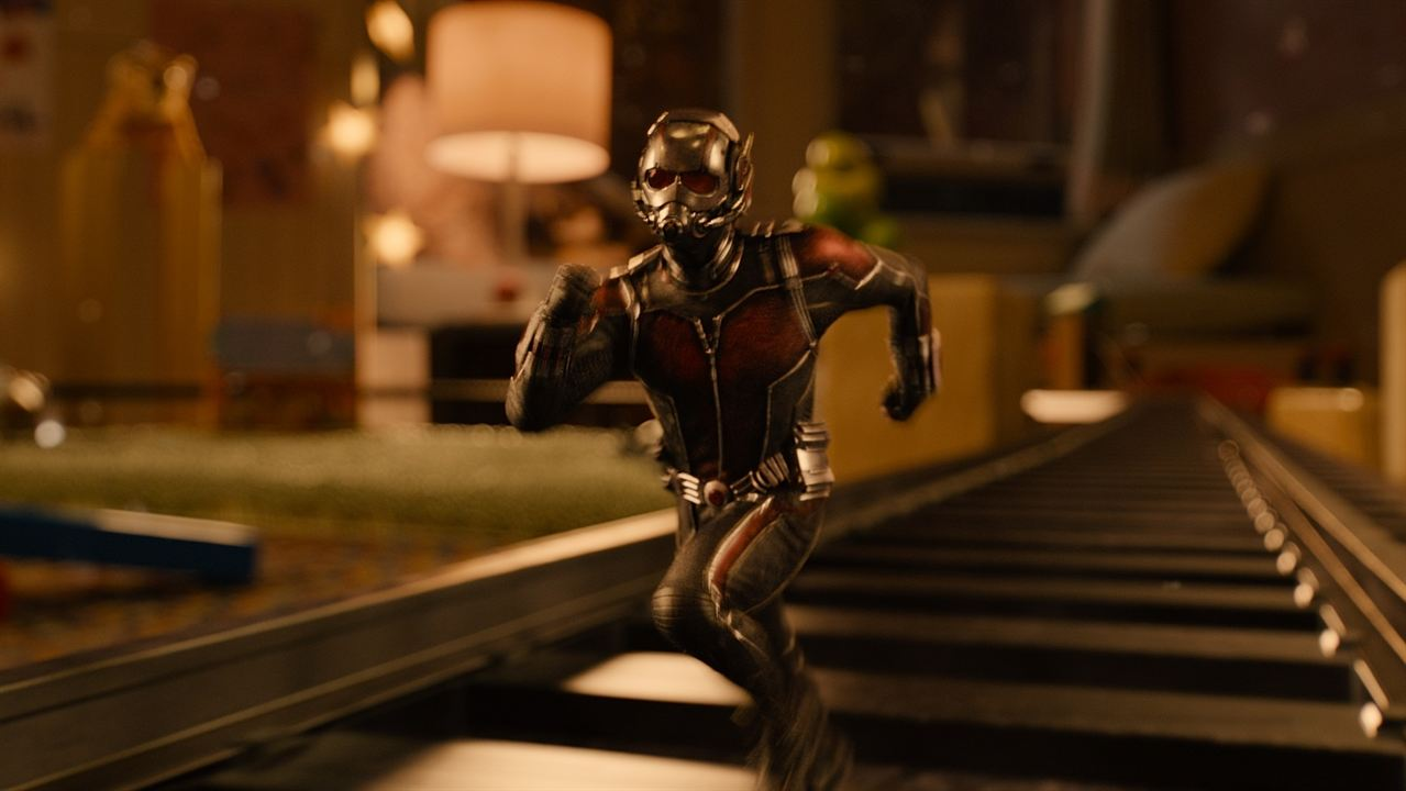 Ant-Man : Foto