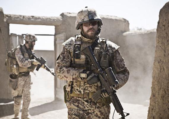 A War (Una guerra) : Foto Pilou Asbæk
