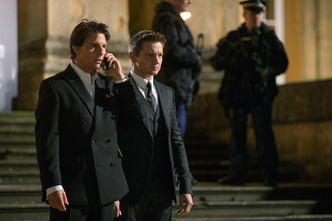 Misión Imposible: Nación secreta : Foto Jeremy Renner, Tom Cruise