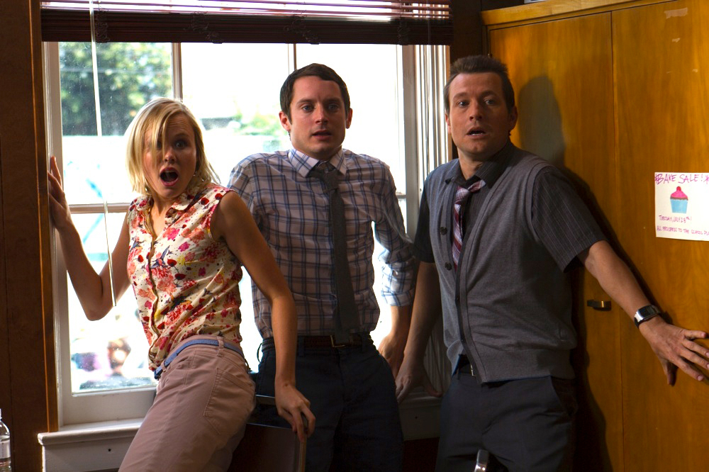 Dulces criaturas : Foto Alison Pill, Elijah Wood, Leigh Whannell
