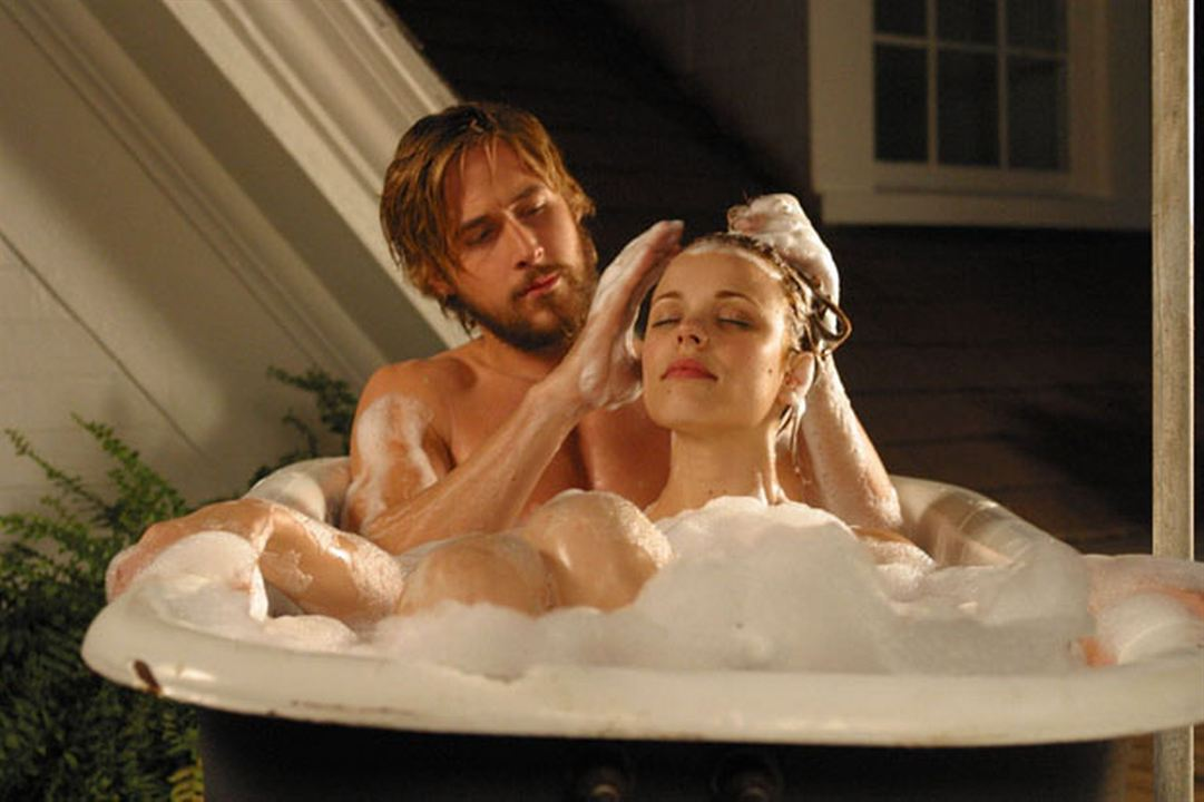 El diario de Noa : Foto Rachel McAdams, Ryan Gosling