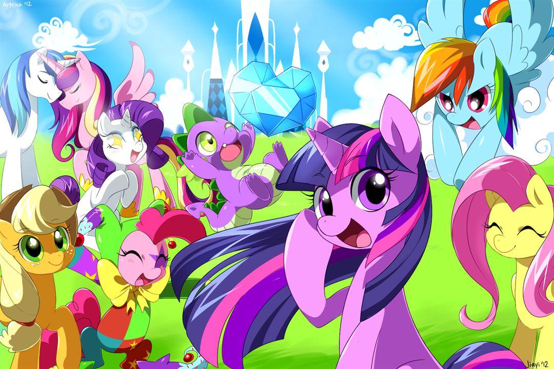 My Little Pony: La magia de la amistad: My Little Pony: La magia de ...
