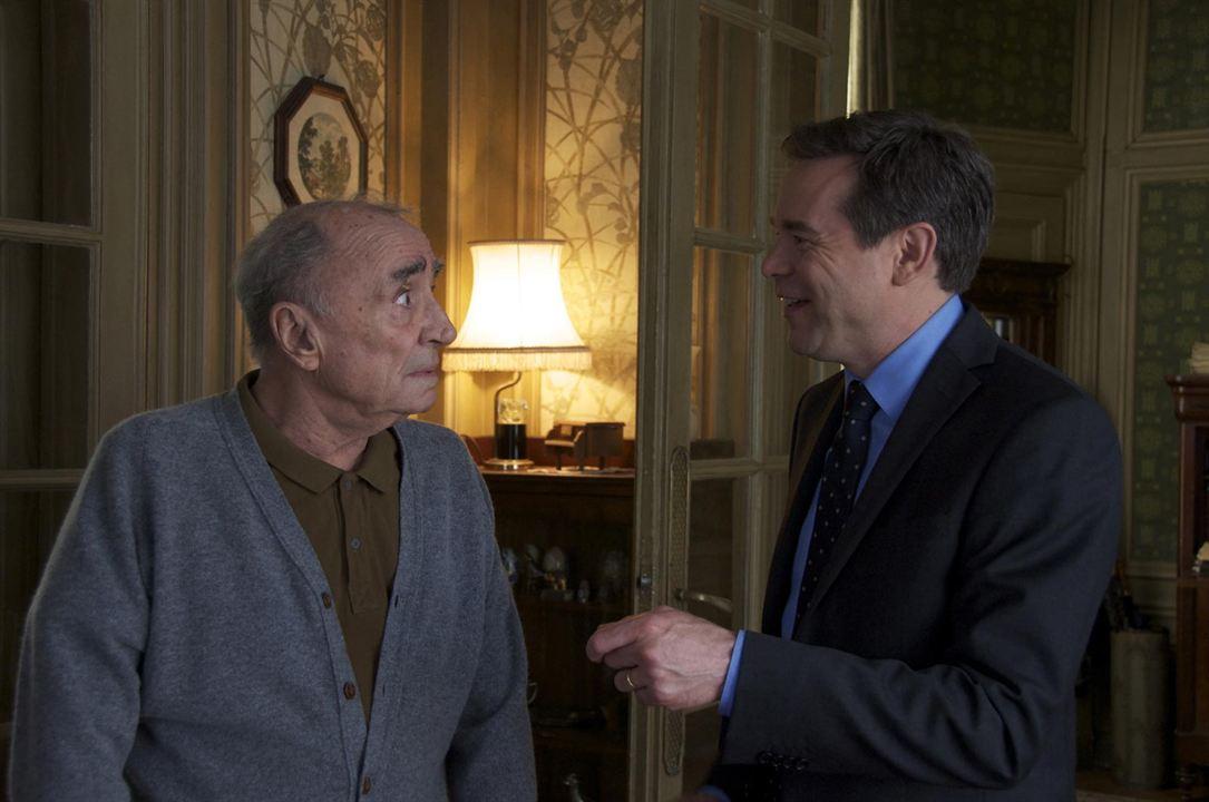 El Sr. Henri comparte piso : Foto Claude Brasseur, Guillaume De Tonquédec
