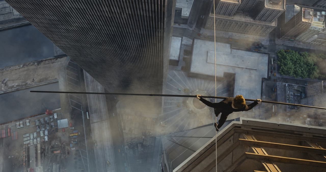 El desafío (The Walk) : Foto Joseph Gordon-Levitt