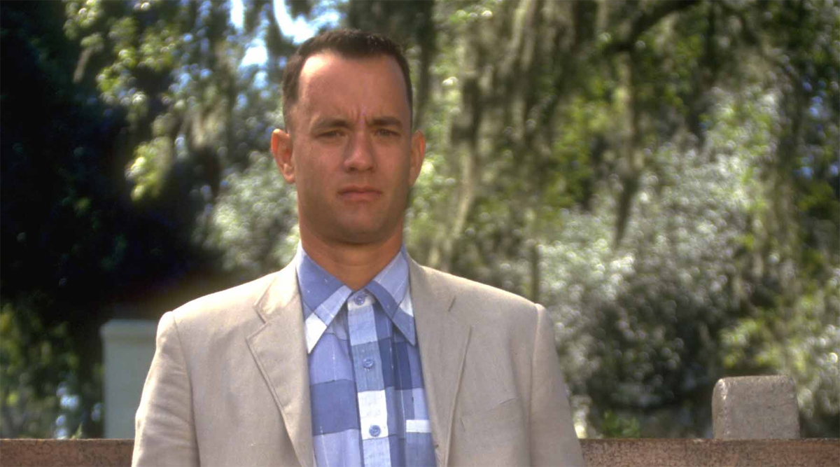 Forrest Gump: Tom Hanks