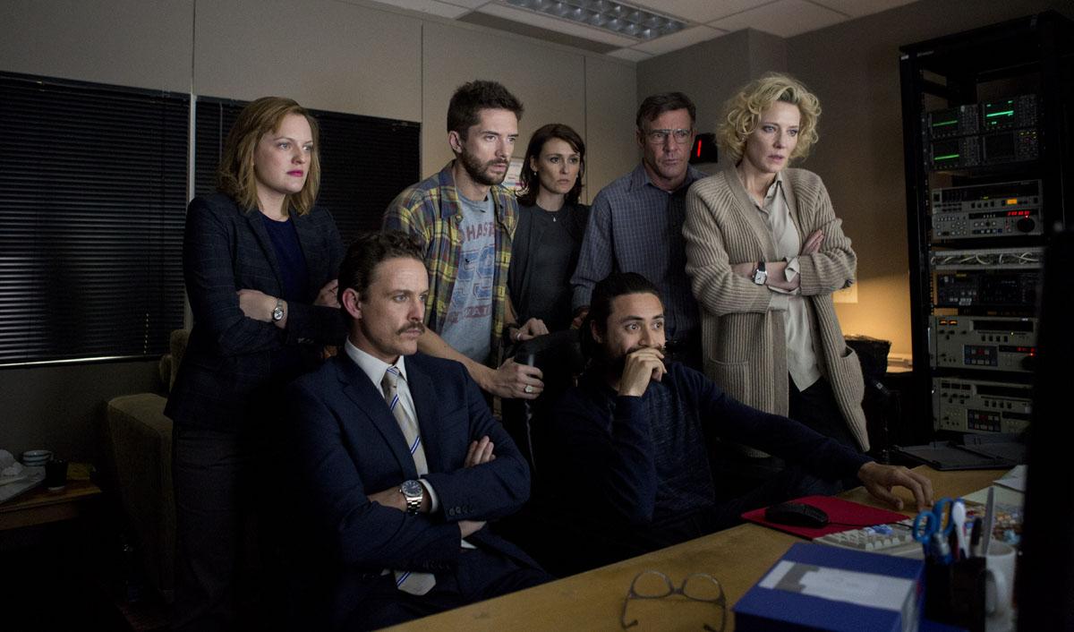 La verdad : Foto Cate Blanchett, David Lyons, Dennis Quaid, Elisabeth Moss, Topher Grace