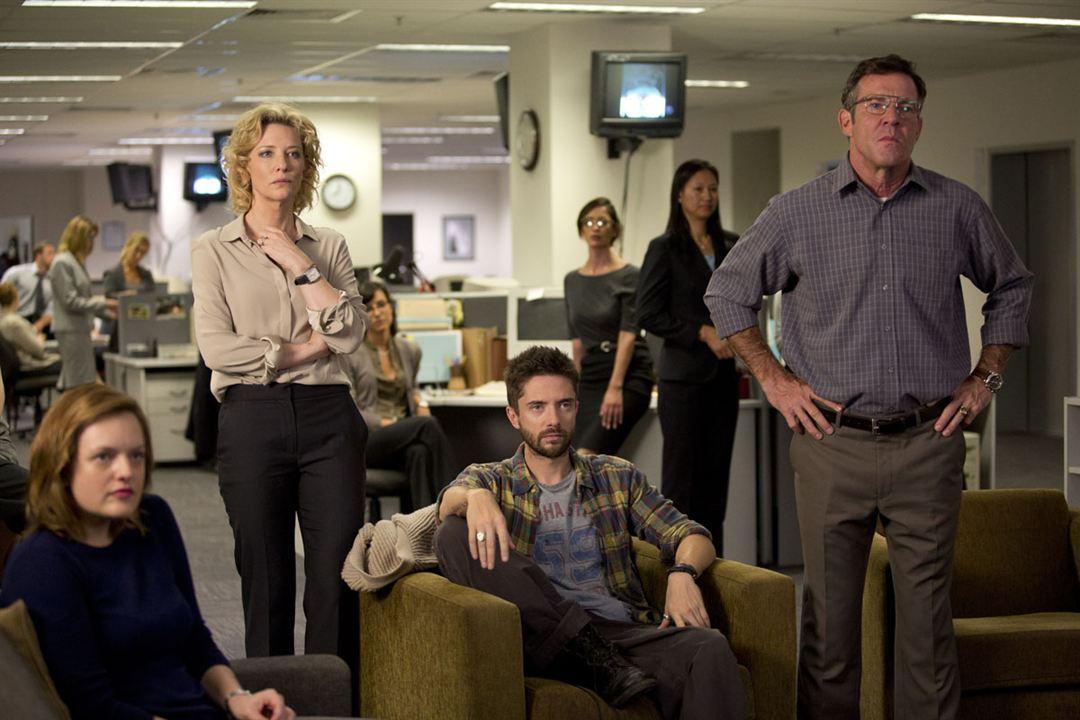 La verdad : Foto Cate Blanchett, Dennis Quaid, Topher Grace