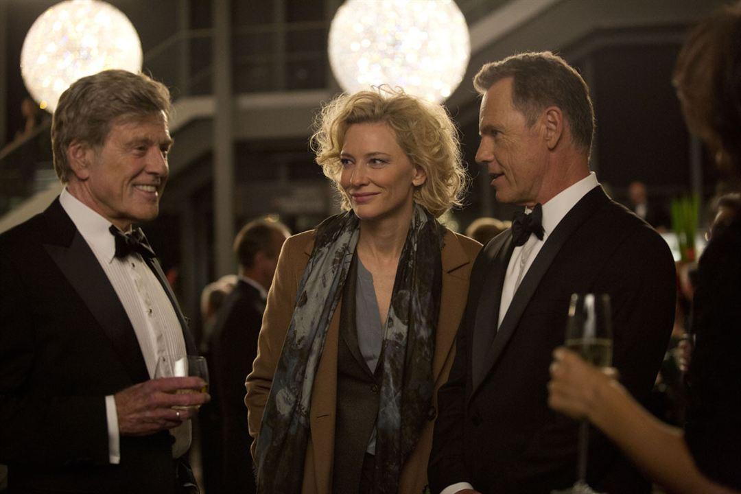 La verdad : Foto Bruce Greenwood, Cate Blanchett, Robert Redford
