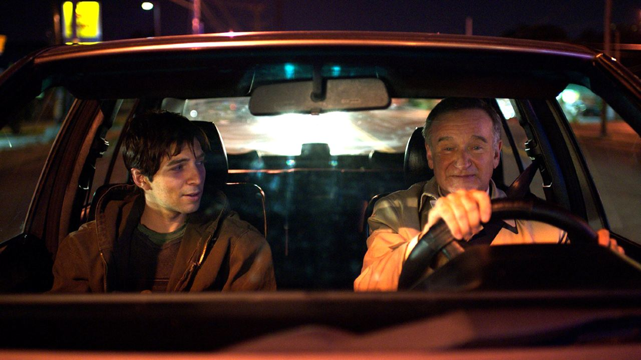 Boulevard : Foto Roberto Aguire, Robin Williams