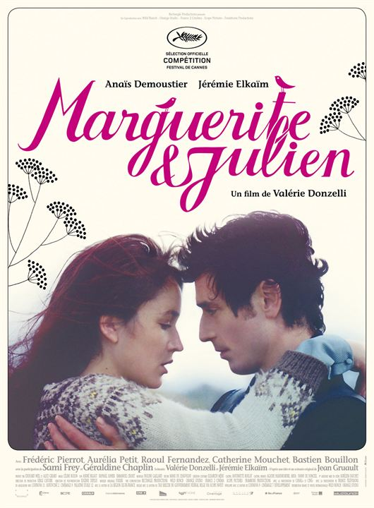 Marguerite & Julien : Cartel