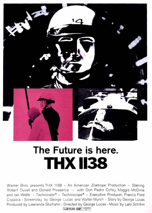 THX 1138 : Cartel