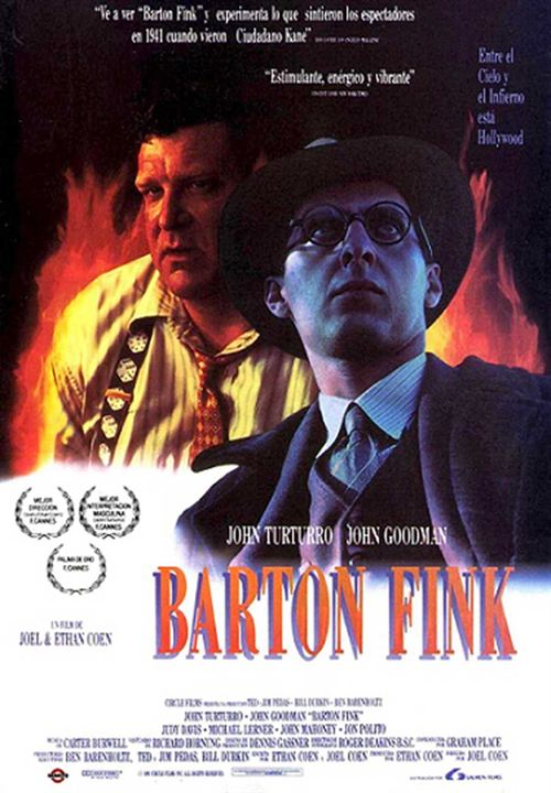 Barton Fink : Cartel