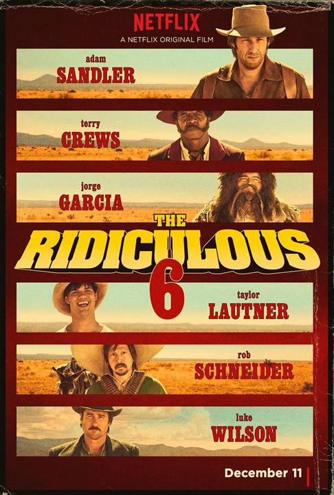 The Ridiculous 6 : Cartel