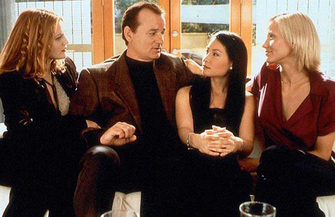 Los Ángeles de Charlie : Foto Bill Murray, Cameron Diaz, Drew Barrymore, Lucy Liu