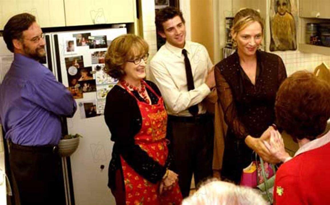 Secretos compartidos : Foto Ben Younger, John Rothman, Meryl Streep, Uma Thurman