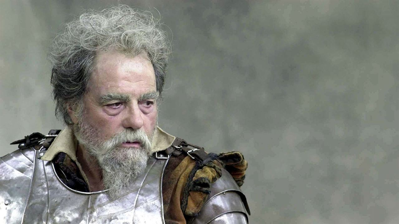 El caballero Don Quijote : Foto Juan Luis Galiardo