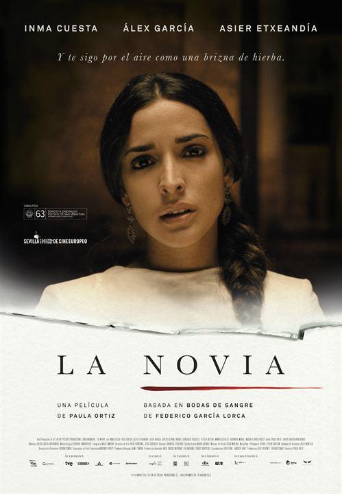La Novia : Cartel