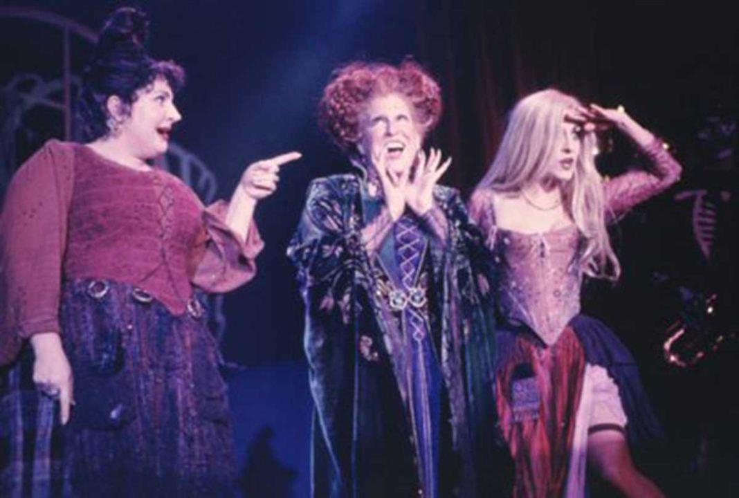 El retorno de las brujas : Foto Bette Midler, Kathy Najimy, Sarah Jessica Parker