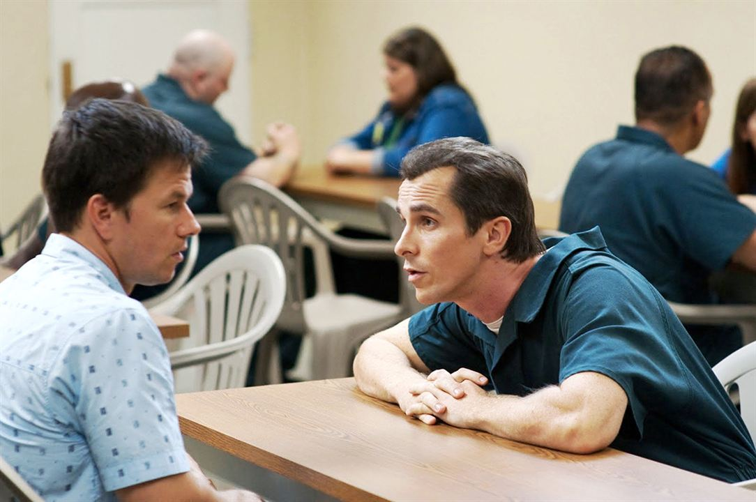 The Fighter : Foto Christian Bale, Mark Wahlberg