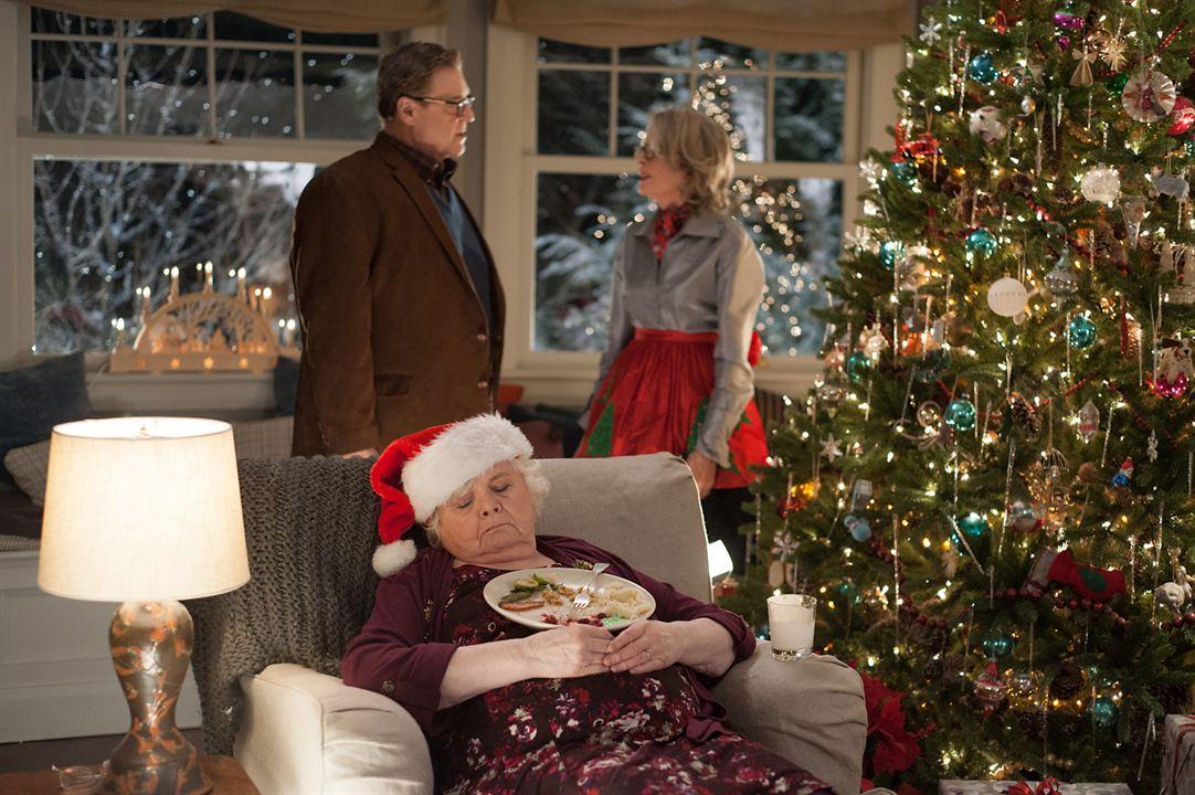 Navidades, ¿bien o en familia? : Foto Diane Keaton, John Goodman, June Squibb