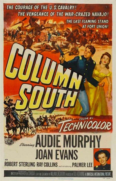 Columna al Sur : Cartel