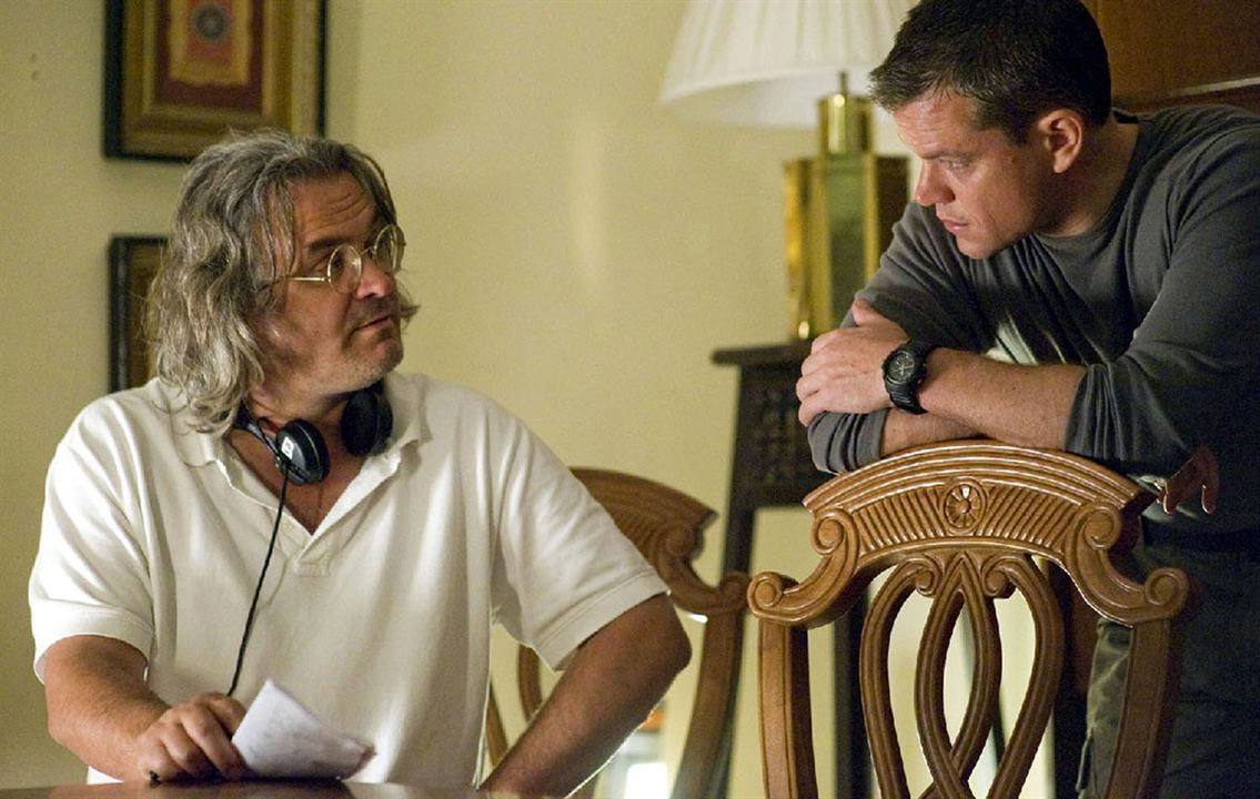Green Zone. Distrito protegido : Foto Matt Damon, Paul Greengrass