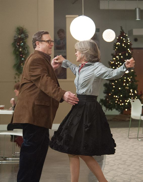 Navidades, ¿bien o en familia? : Foto Diane Keaton, John Goodman