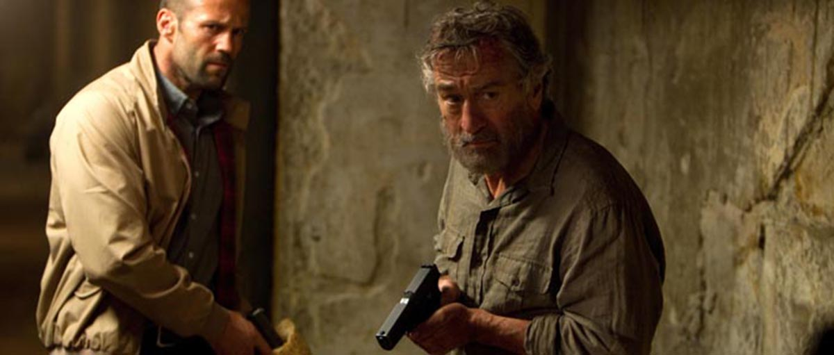 Asesinos de élite : Foto Jason Statham, Robert De Niro