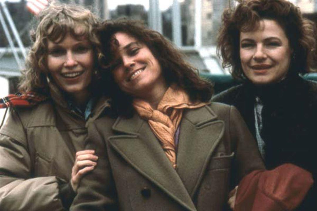 Hannah y sus hermanas : Foto Barbara Hershey, Dianne Wiest, Mia Farrow, Woody Allen