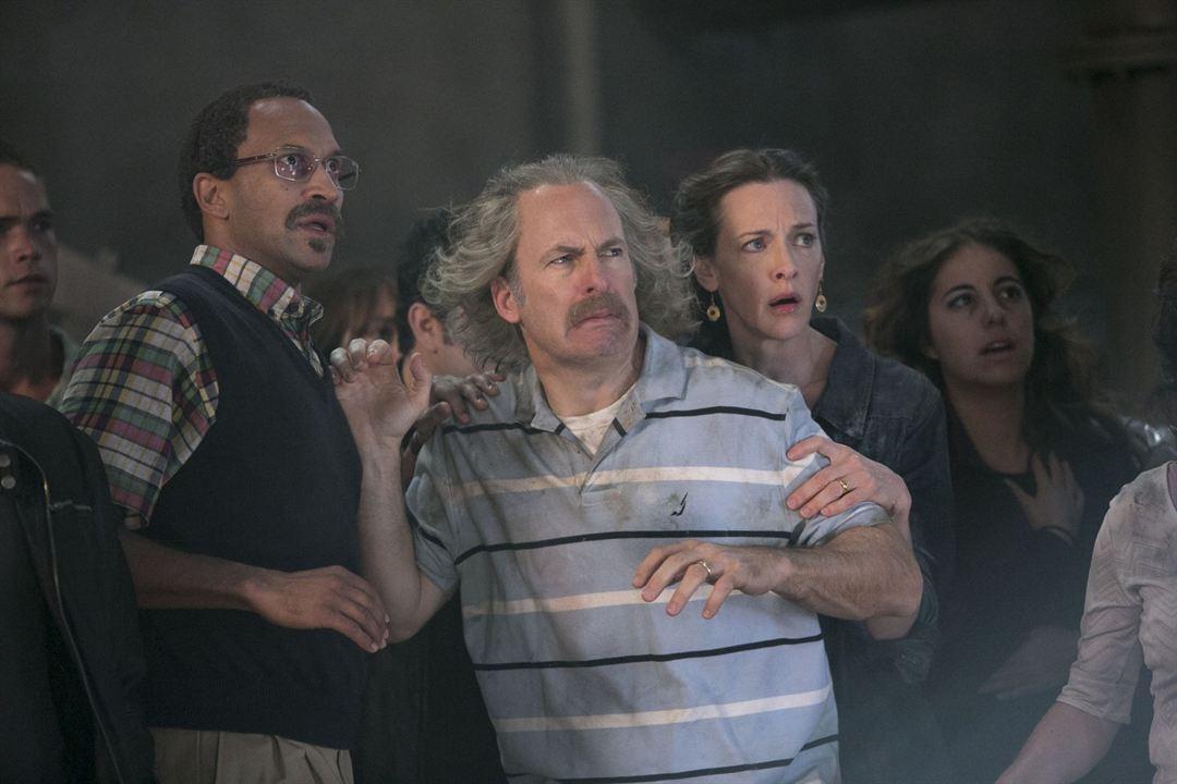 Éramos pocos y llegaron los aliens : Foto Bob Odenkirk, Joan Cusack, Keegan-Michael Key