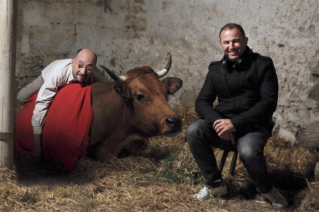 La vaca : Foto Fatsah Bouyahmed, Mohamed Hamidi