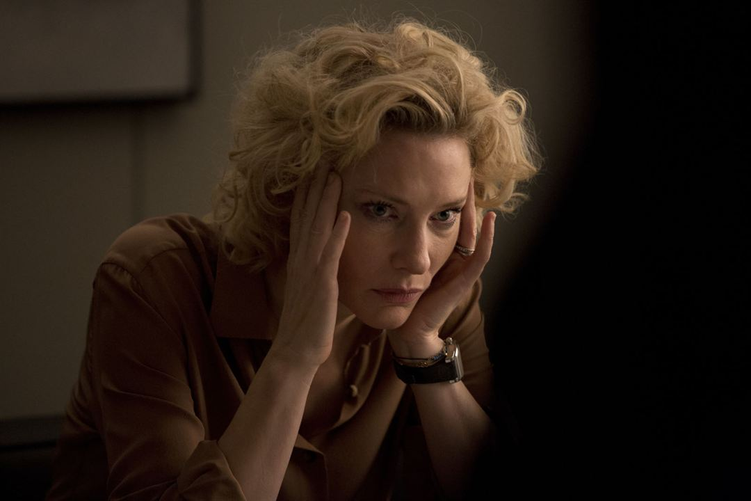La verdad : Foto Cate Blanchett