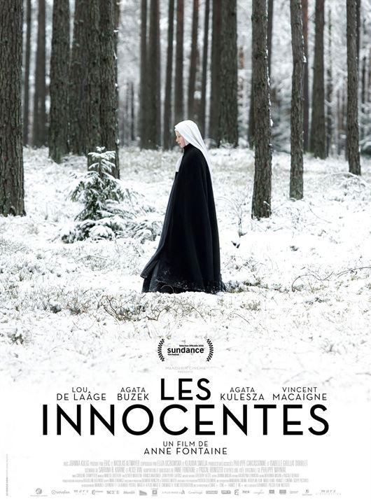 Las inocentes : Cartel