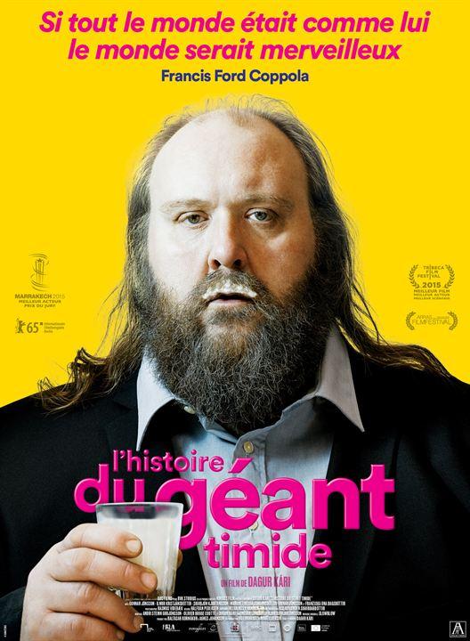 Corazón gigante (Fusi) : Cartel