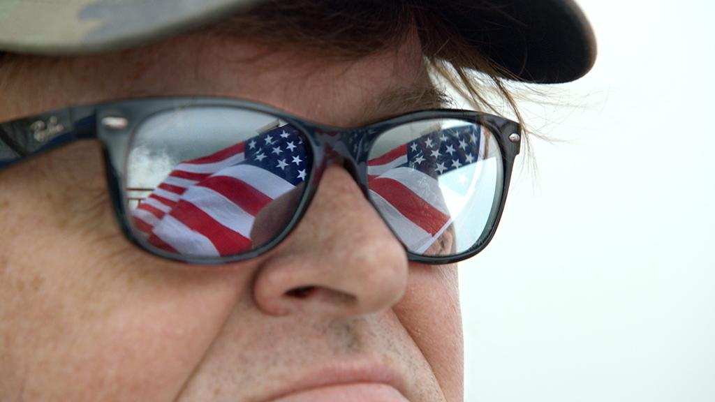 ¿Que invadimos ahora? : Foto Michael Moore