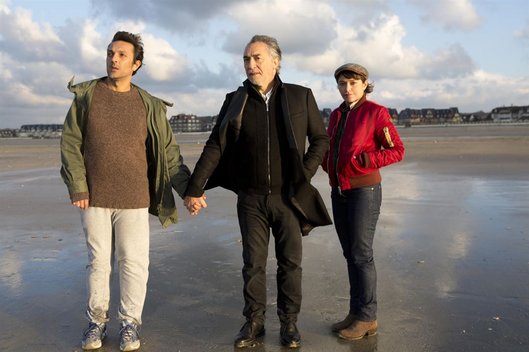 Foto Emma de Caunes, Olivier Sitruk, Richard Berry