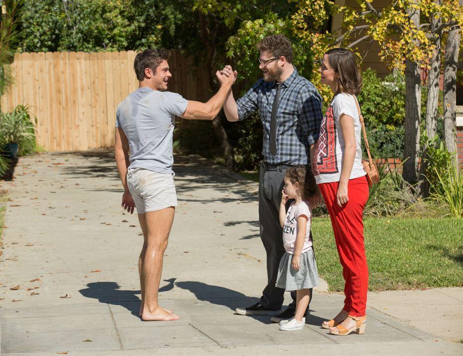 Malditos vecinos 2 : Foto Rose Byrne, Seth Rogen, Zac Efron