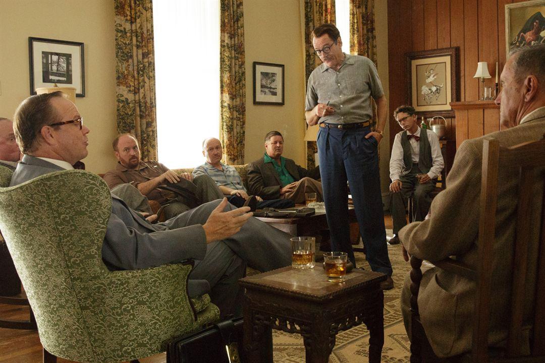 Trumbo: La lista negra de Hollywood : Foto Bryan Cranston, Louis C.K.