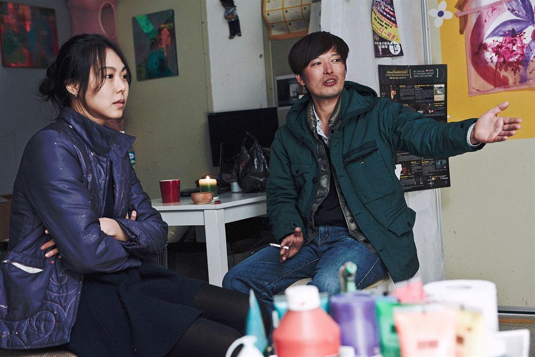 Ahora sí, antes no : Foto Jae-yeong Jeong, Kim Min-Hee