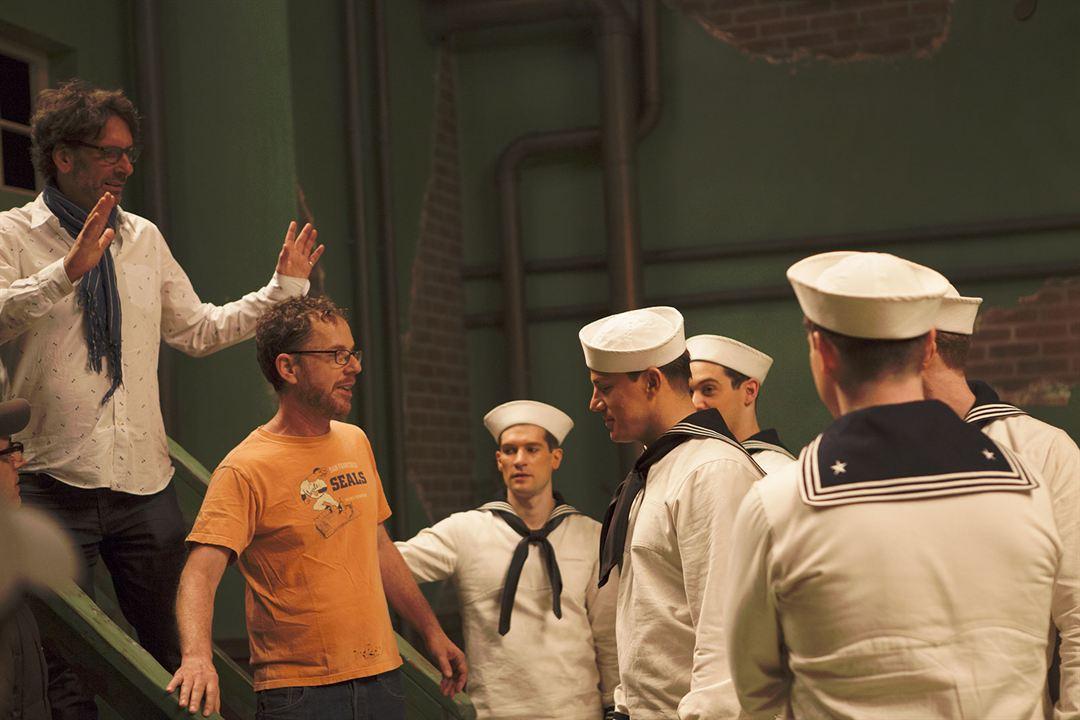 ¡Ave, César! : Foto Channing Tatum, Ethan Coen, Joel Coen