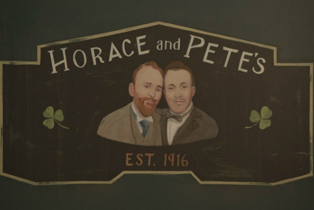 Horace and Pete : Cartel